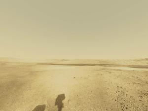 Stare Out at Mars's Horizon With This Interactive Panorama