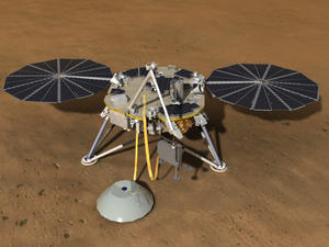 NASA's InSight mission now targeted for a 2018 launch