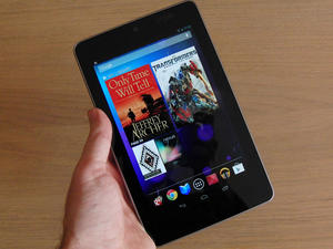 Google Nexus 7 Arrives in France, Germany & Spain