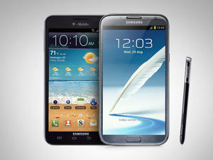 Samsung Galaxy Note II Vs Galaxy Note: Samsung is Going Even Bigger