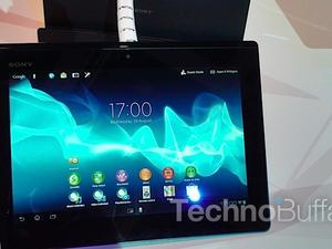 Sony Xperia Tablet S Hands-On! (Gallery)