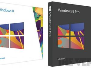 Windows 8 Retail Packaging Leaked
