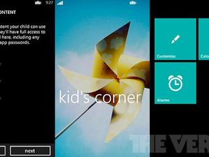 Windows Phone 8 to Offer Separate Start Screen Tailored Just for Kids