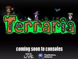 Terraria Coming to Xbox Live and PlayStation Network in 2013