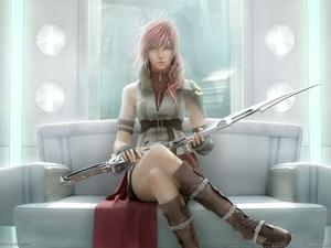 """Extremely Popular"" Lightning Might Return to More Final Fantasy Games"
