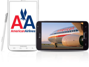 American Airlines to Outfit Flight Attendants With Galaxy Note Devices