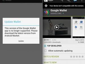 Google Wallet Access Gets Pulled for Galaxy Nexus Users on Verizon