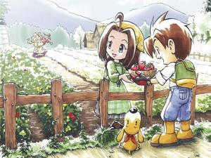 PlayStation 2 Classic of the Week - Harvest Moon and River King