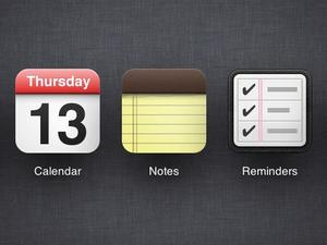 iCloud.com Finally Get Notes and Reminders