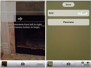 Panorama Mode Possibly Headed to iPhone 5 and New iPod Touch