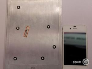 iPad Mini Die Cast Shows Off Smaller Dock Connector, Thin Design