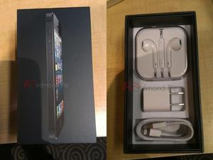iPhone 5 Box Smiles for the Camera, Reveals What's on the Inside