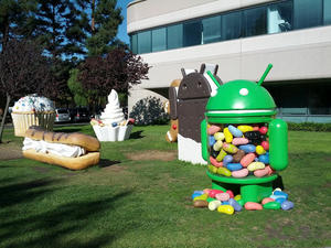 Google Announces 500 Million Android Activations Globally