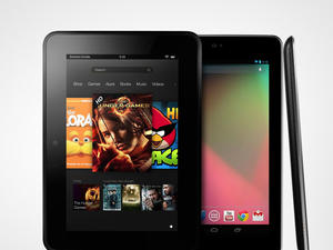 Is Amazon's Strength in Numbers Enough to Defeat Google's Nexus 7?
