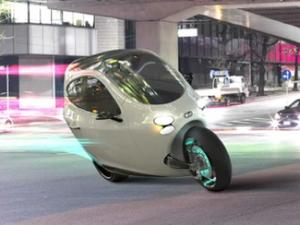 Lit Motors Looking to Revolutionize Motor Industry With Untippable All-Electric Two-Wheeler