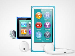 iPod nano 7 vs. iPod nano 6 Spec Shootout