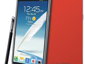 Samsung Galaxy Note II: Quad-Core and LTE is Coming Mid-November