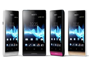 Vodafone U.K. Now Offering Entry-Level Sony Xperia Miro From £130 ($211)