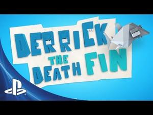 Derrick the Deathfin Brings Papercraft Goodness to the PS3