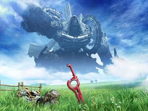 Xenoblade Chronicles coming to the Wii U Virtual Console today!
