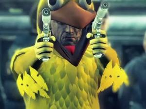 Hitman: Absolution Sports Disguises, Chicken Costumes (Video)