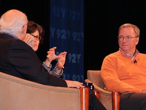 Eric Schmidt: If I Had To Be a CEO Again, I'd Run Apple