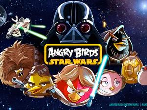 Angry Birds Star Wars Launches Nov. 8