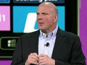 Ballmer: Windows Phone 8 Devices Go on Sale This Weekend in Europe