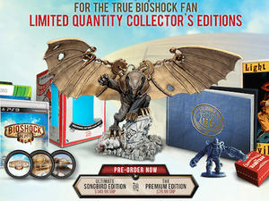 "BioShock Infinite Ulimate Songbird Edition Comes with 9.5"" Bird Statue"