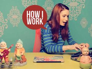 What It's Like Being Felicia Day, Actor/Online Content Creator/She-Geek Extraordinaire