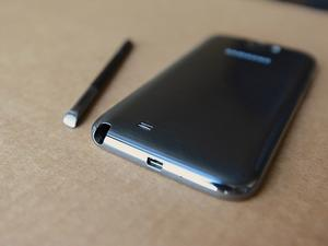 Galaxy Note II blocks bullet to save police officer's life