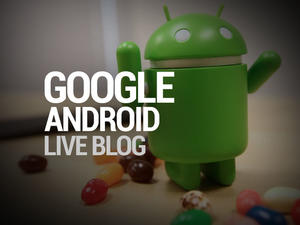 Google Android 2012 Event Liveblog (UPDATED: Postponed Due to Weather)