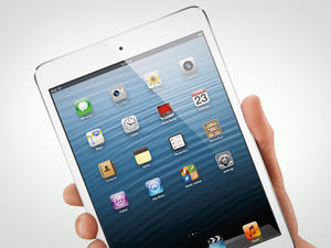 Cellular iPad Mini and iPad Reportedly Coming Thanksgiving Week