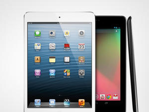 iPad Mini Vs. Nexus 7 Tech Spec Shootout
