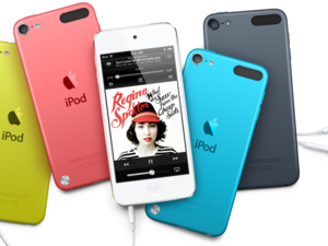 Apple Begins Shipping iPod Touch 5th Gen Orders
