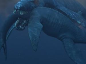 Massive Marine Reptile Had a Bite Four Times as Devastating as a T-Rex