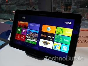 AT&T to Launch Samsung ATIV Windows 8 PC, Galaxy Tab 2 10.1 on Nov. 9
