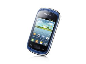 Samsung Announces Android-Powered Galaxy Music Smartphone