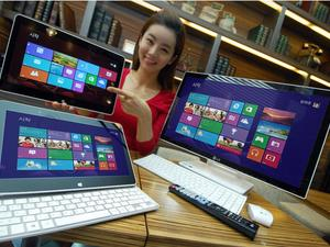 LG Announces New Sliding Tablet & Touchscreen All-In-One Powered by Windows 8