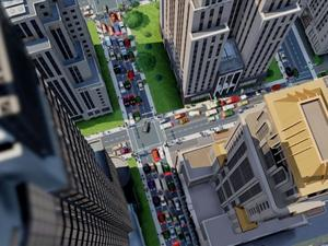 9 Minutes of the New SimCity in Action (Video)