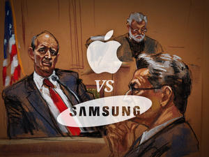 Google Goes to Bat For Samsung in Apple Case