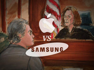 Apple Seeks Retrial for its Most Recent Court Battle With Samsung