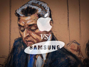 Apple Demands Samsung Pay $380 Million In Damages Over Patent Dispute