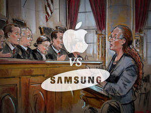 """Judge: """"I'm Not Joking"""" It's Time for """"Peace"""" Between Apple and Samsung"""