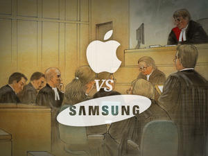 Judge Rules Samsung Didn't Intentionally Infringe Apple's Patents