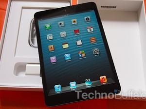 iPad mini Second Generation Screen Production Already Ramping Up, Says Report