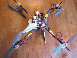 Hi-Tech Parenting: The DIY Kid-Tracking Surveillance Copter