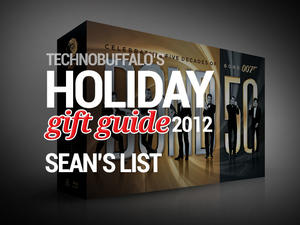 Holiday Gift Guide 2012 - Sean's List