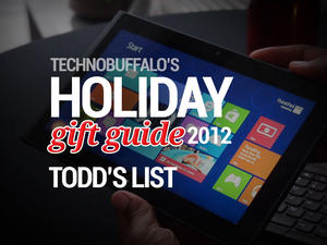 Holiday Gift Guide 2012 - Todd Haselton