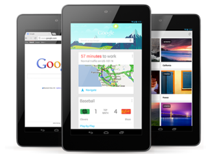 Nexus 7 Now Available with T-Mobile 4G Service from Google Play